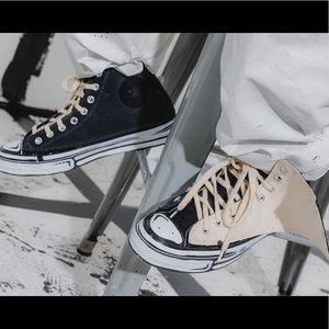 Joshua Vides X Converse Chuck Taylor Hi Shoes